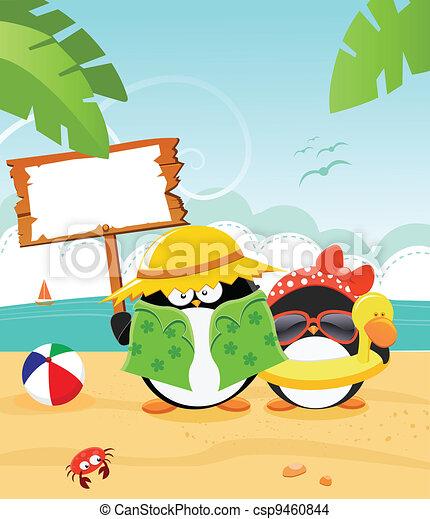 Summer Message - csp9460844
