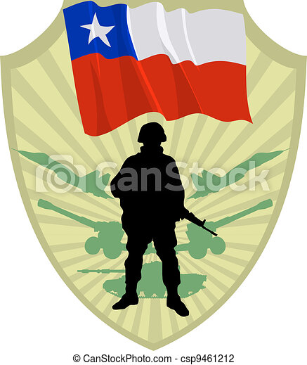 Army of Chile - csp9461212