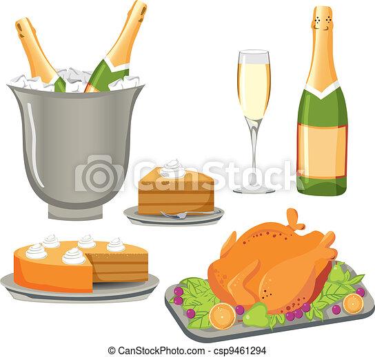 Celebration Meal Set - csp9461294
