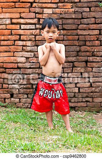 thai boxing or muay thai on location history