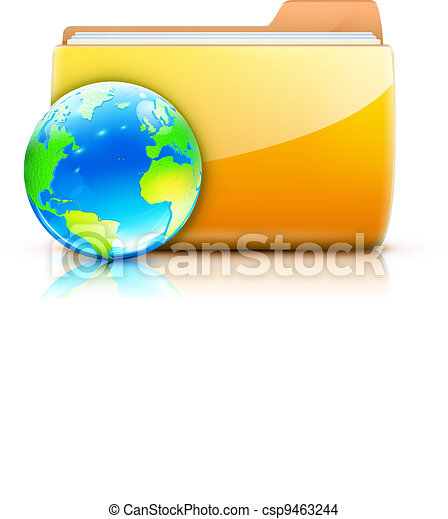 global sharing concept - csp9463244
