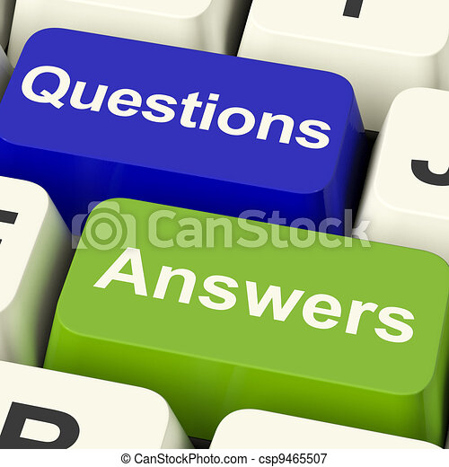 Questions And Answers Computer Keys Showing Support Knowledge And Wiki - csp9465507