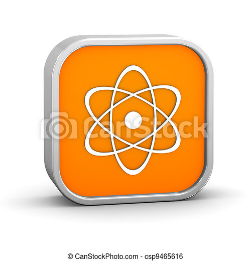 Nuclear sign - csp9465616
