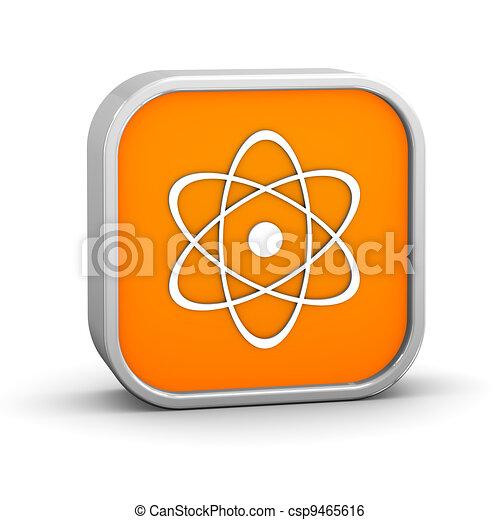 Nuclear sign - csp9465616