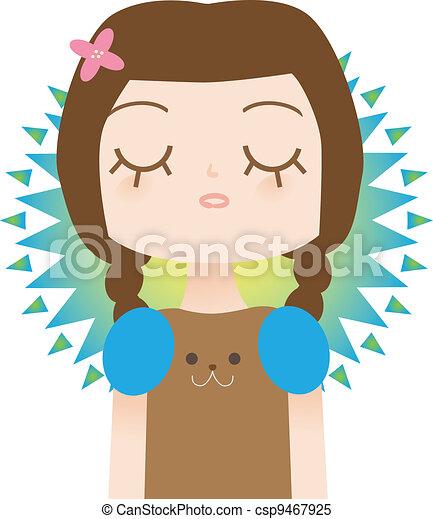 Girl - csp9467925