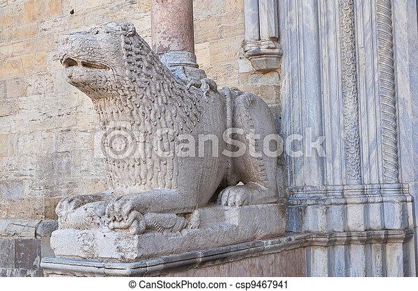 Cathedral. Parma. Emilia-Romagna. Italy. - csp9467941