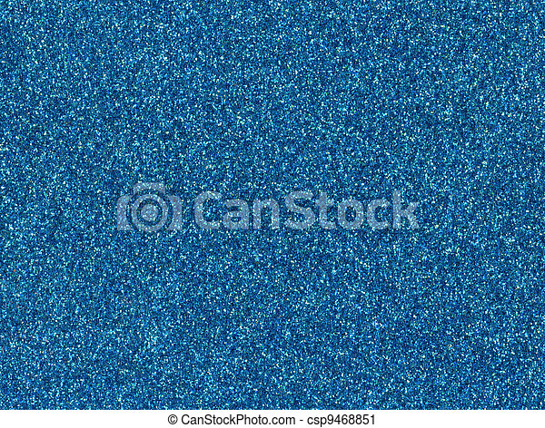 Turquoise blue color glitter texture background. - csp9468851