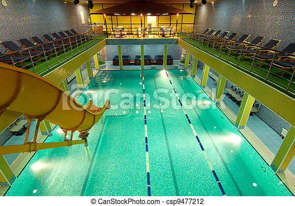 aquatic center - csp9477212