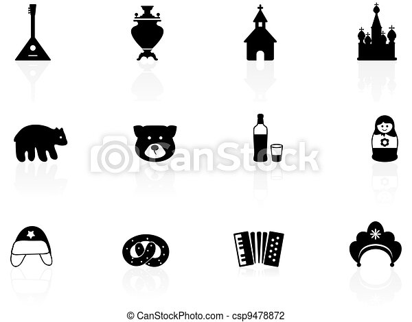 Russian icons - csp9478872