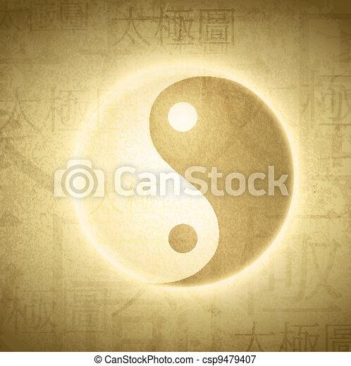 Yin Yang - csp9479407