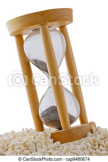 Hourglass - csp9480674