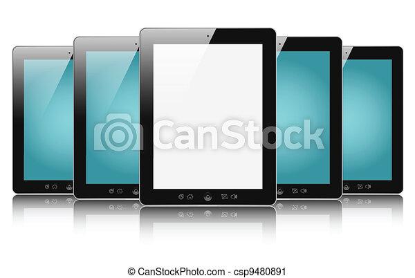 tablet pc - csp9480891