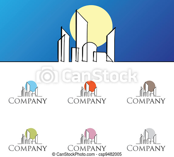Corporate Logo Design Template - csp9482005
