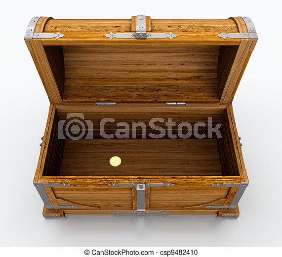 Treasure chest - csp9482410