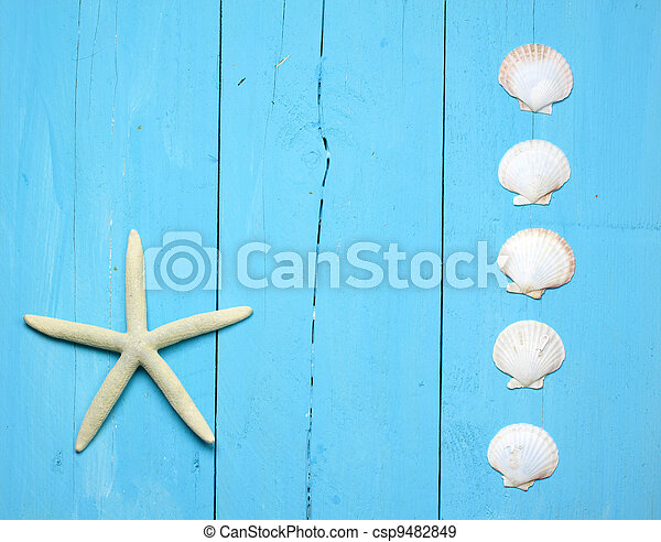 Maritime decorations - csp9482849