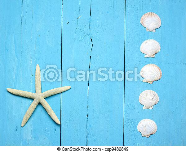Maritime decorations - csp9482849