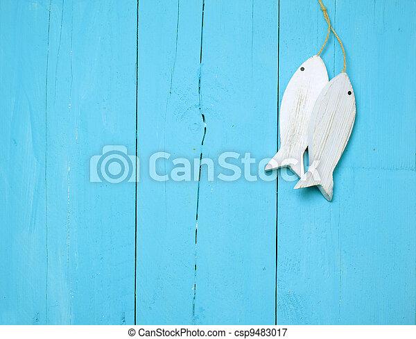 Maritime decorations - csp9483017