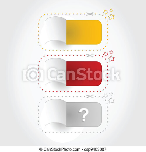 Sticker - csp9483887