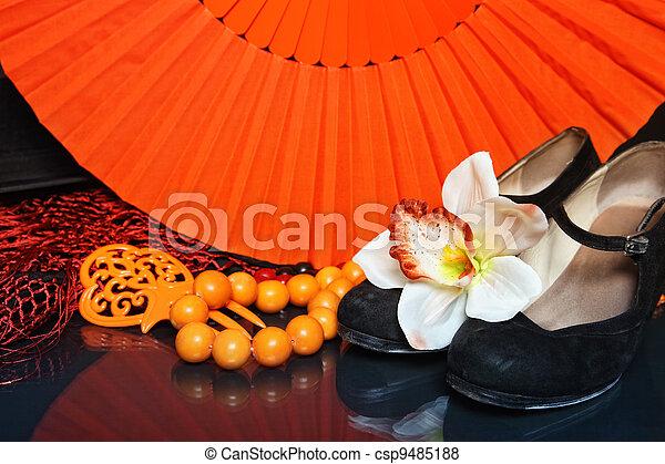 Flamenco accessories - csp9485188