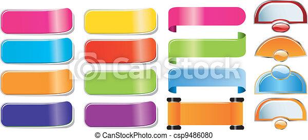 paper Set, - csp9486080