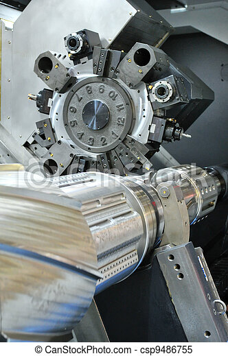 CNC milling - csp9486755