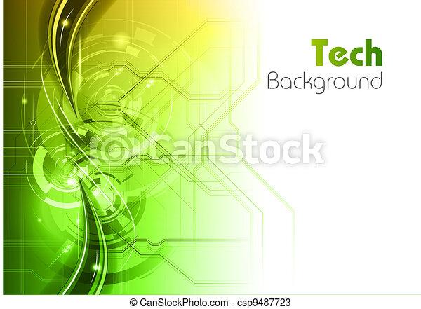 tech gradient - csp9487723