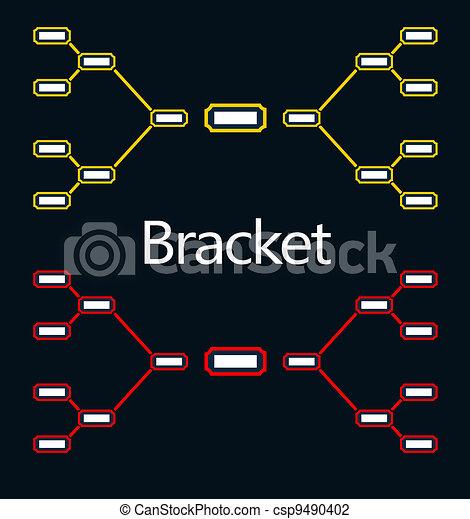 Bracket Tournament - csp9490402