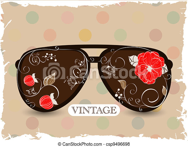 Sunglasses - csp9496698