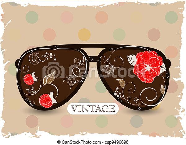 Sunglasses - csp9496698