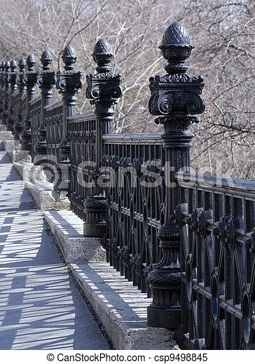 railing - csp9498845