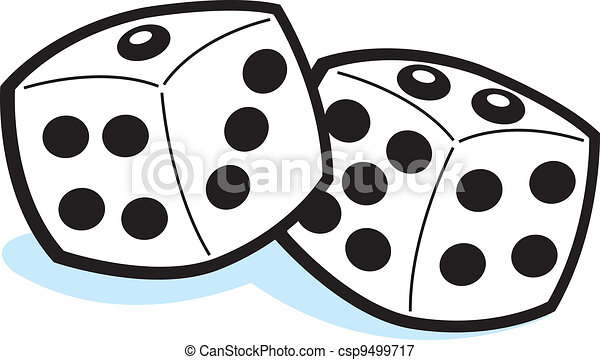 Pair of Dice - csp9499717