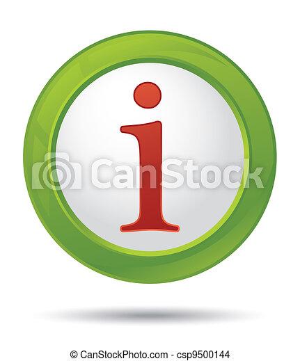 green info icon - csp9500144