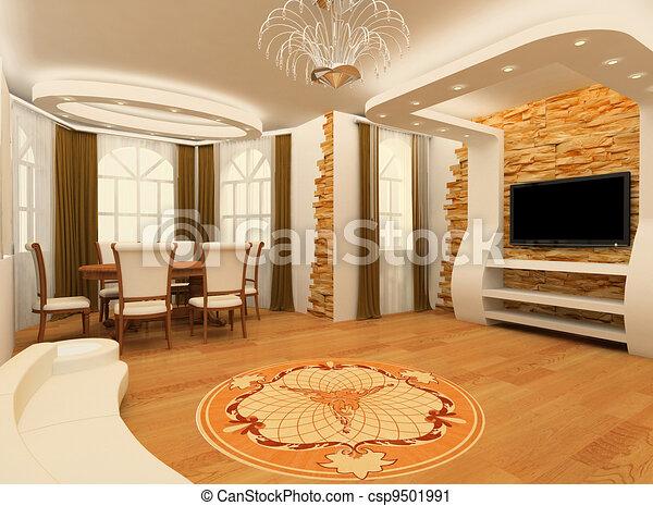 Clipart de decorativo ornamento laminado embaldosado - Ladrillo decorativo interior ...