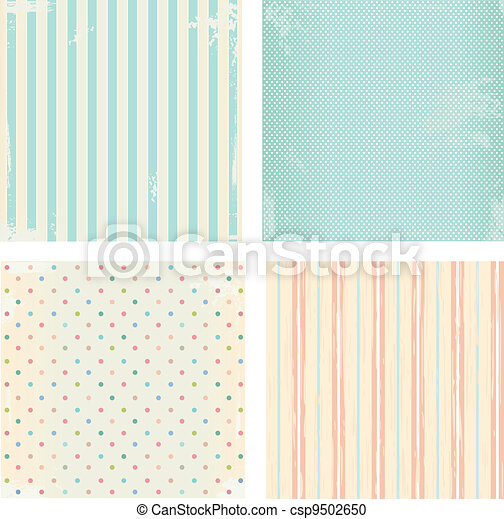 Set of vector backgrounds - csp9502650