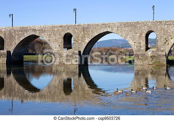 Ponte de Lima - csp9503726