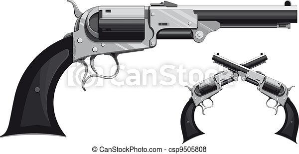 cowboy revolver - csp9505808