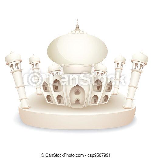Taj Mahal - csp9507931