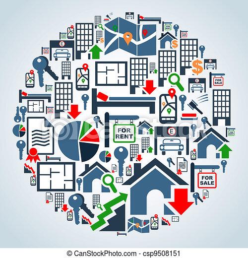 Property services market set - csp9508151