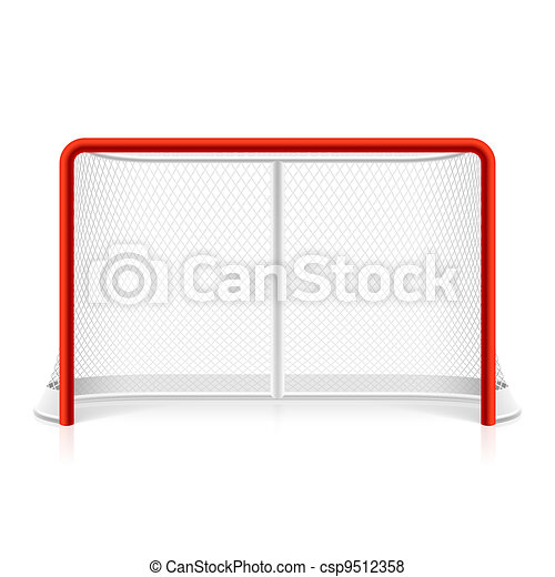 Ice hockey net - csp9512358