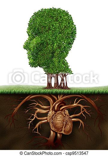 Organic Living - csp9513547