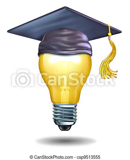 Creative Education Concept - csp9513555