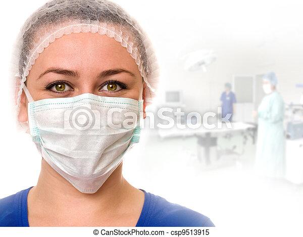 medical assistant - csp9513915