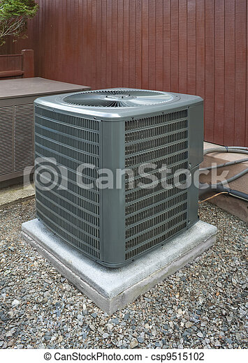 Heat pump and ac unit - csp9515102