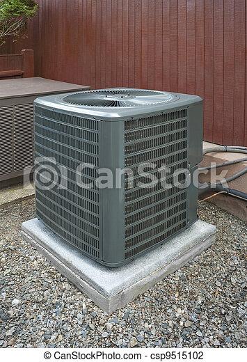 Heat pump and ac unit - csp9515102