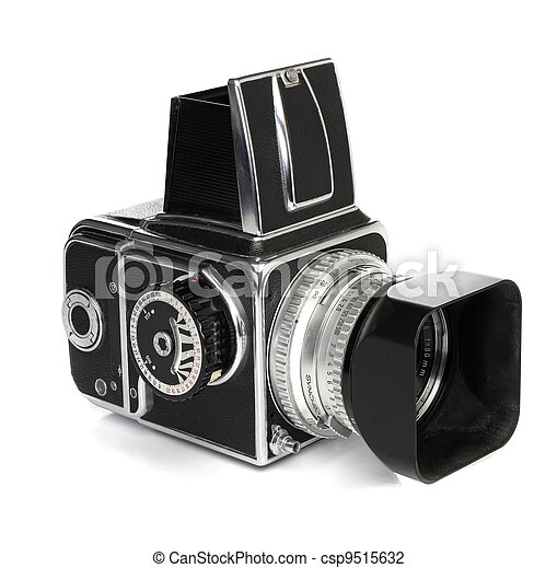 Medium format camera - csp9515632