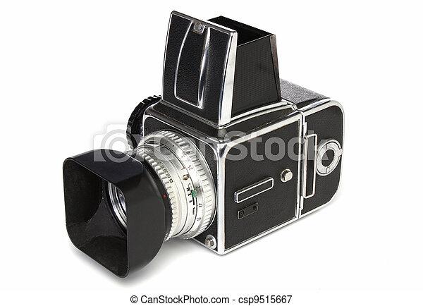 Medium format camera - csp9515667