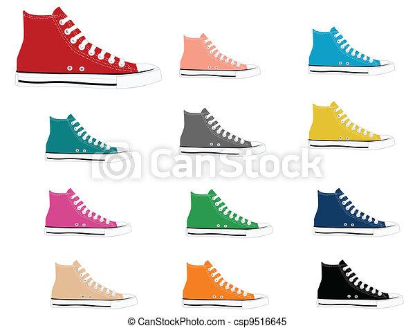 Sneakers - csp9516645