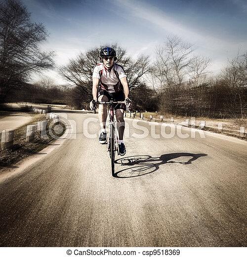 Cycling tour - csp9518369