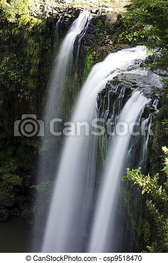 Nature - Waterfall - csp9518470