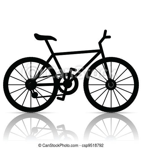 Bicycle - csp9518792